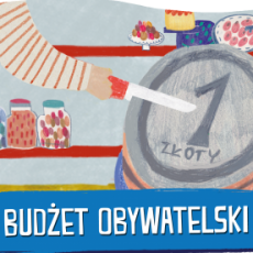 Logo grupy Budżet obywatelski