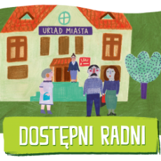 Logo grupy Dostępni radni 2015/2016