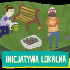 Logo grupy Inicjatywa lokalna 2015/2016