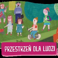 Logo grupy Przestrzeń dla ludzi 2015/2016