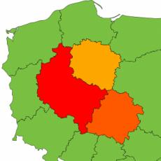 Logo grupy Kujawsko-Pomorskie, Łódzkie, Wielkopolskie 2016/2017
