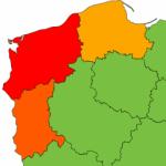 Logo grupy Lubuskie, Pomorskie, Zachodniopomorskie 2017/2018