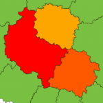 Logo grupy Kujawsko-Pomorskie, Łódzkie, Wielkopolskie 2018/2019