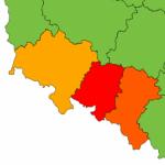 Logo grupy Dolnośląskie, Opolskie, Śląskie 2018/2019