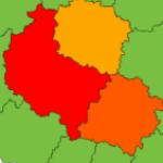 Logo grupy Kujawsko-Pomorskie, Łódzkie, Wielkopolskie 2019/2020